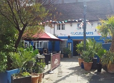 Cafe Nucleus in Medway