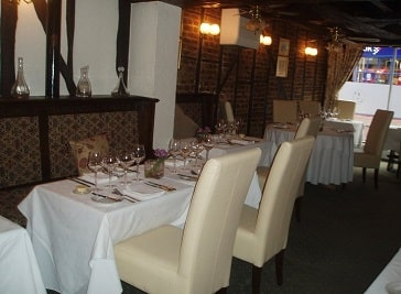 Elizabeth's Restaurant in Medway
