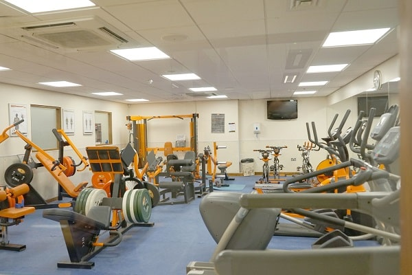 Fitness and Gyms in Medway