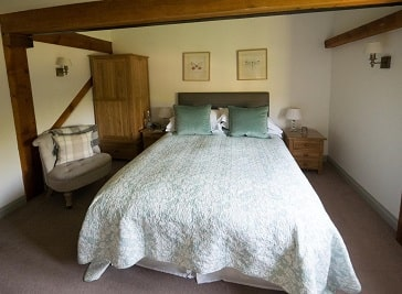 North Downs Barn B&B Rochester in Medway