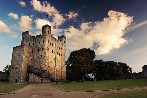 Rochester Castle in Medway