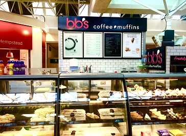 bb's Coffee and Muffin in Medway